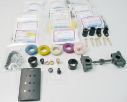 特殊樹脂関係(フッ素、赤外線透過グレード、PEEK、カーボン入り樹脂)